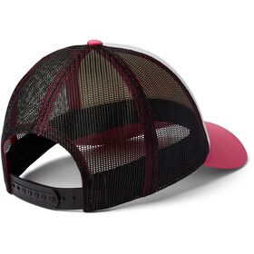 Columbia Mesh II Couvre-chef Femme, white/cactus pink/black